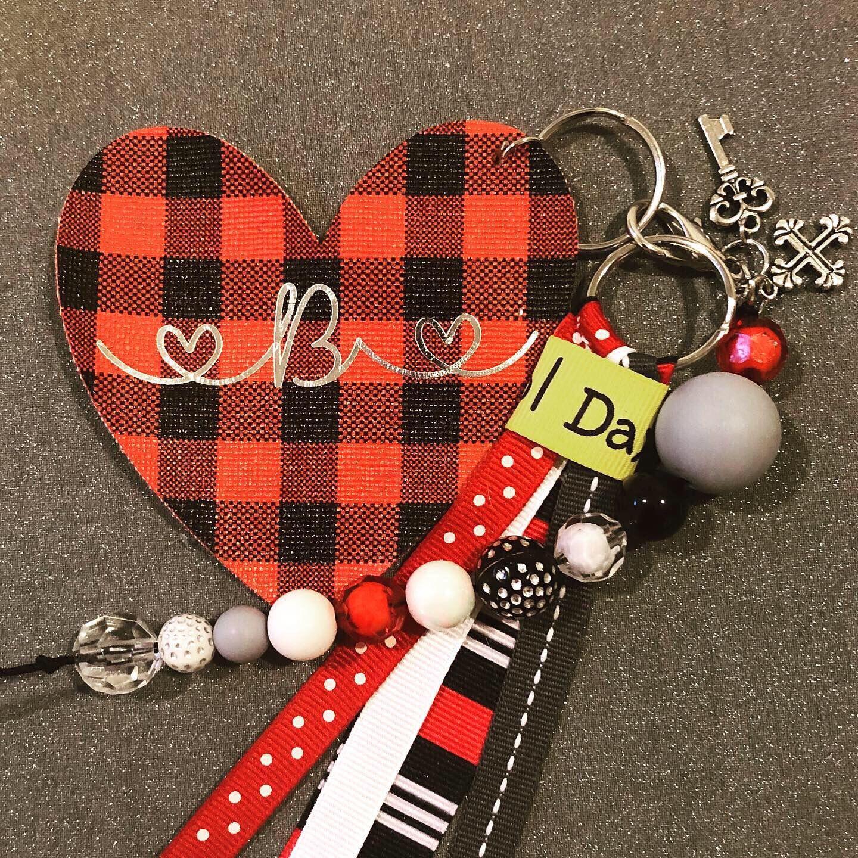 Diy diy keychains teacher appreciation gifts