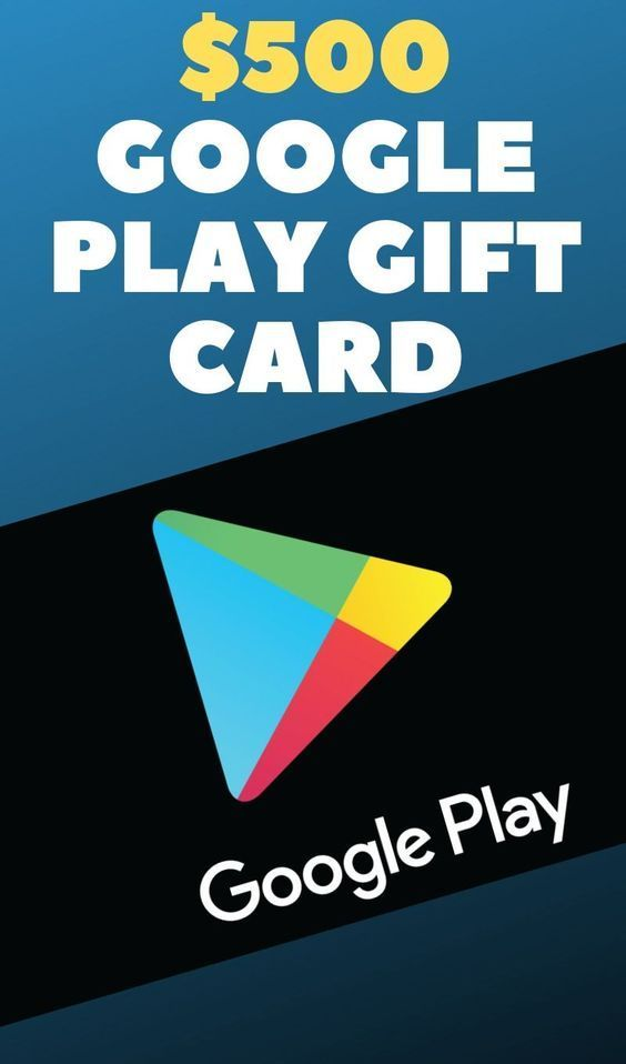 Google Play Codes How To Get 500 Free Google Play Gift Card Codes Gift Card Giveaway Free Gift Cards Online Google Play Gift Card Amazon Gift Card Free