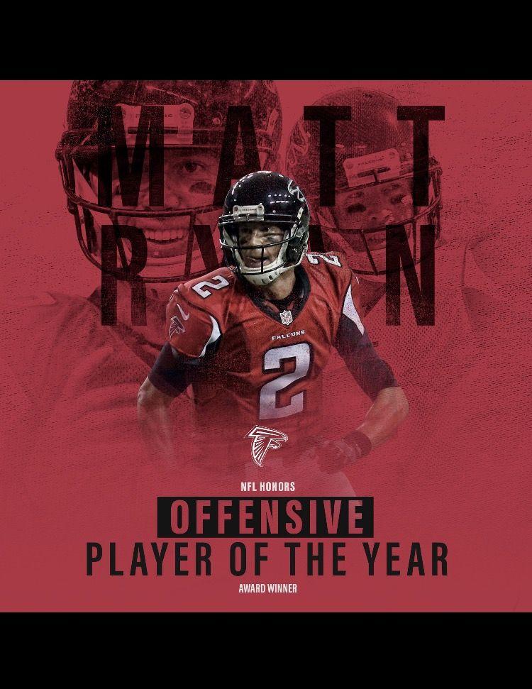 Offensive Player Of The Year Congrats Matt Ryan Atlanta Falcons Memes Atlanta Falcons Baby Atlanta Falcons Art