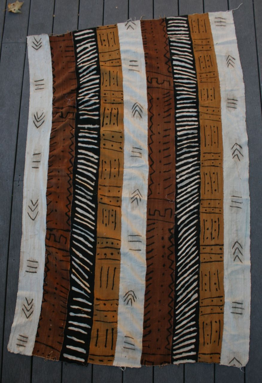 Mud Cloths and Masks Graber Designs African textiles