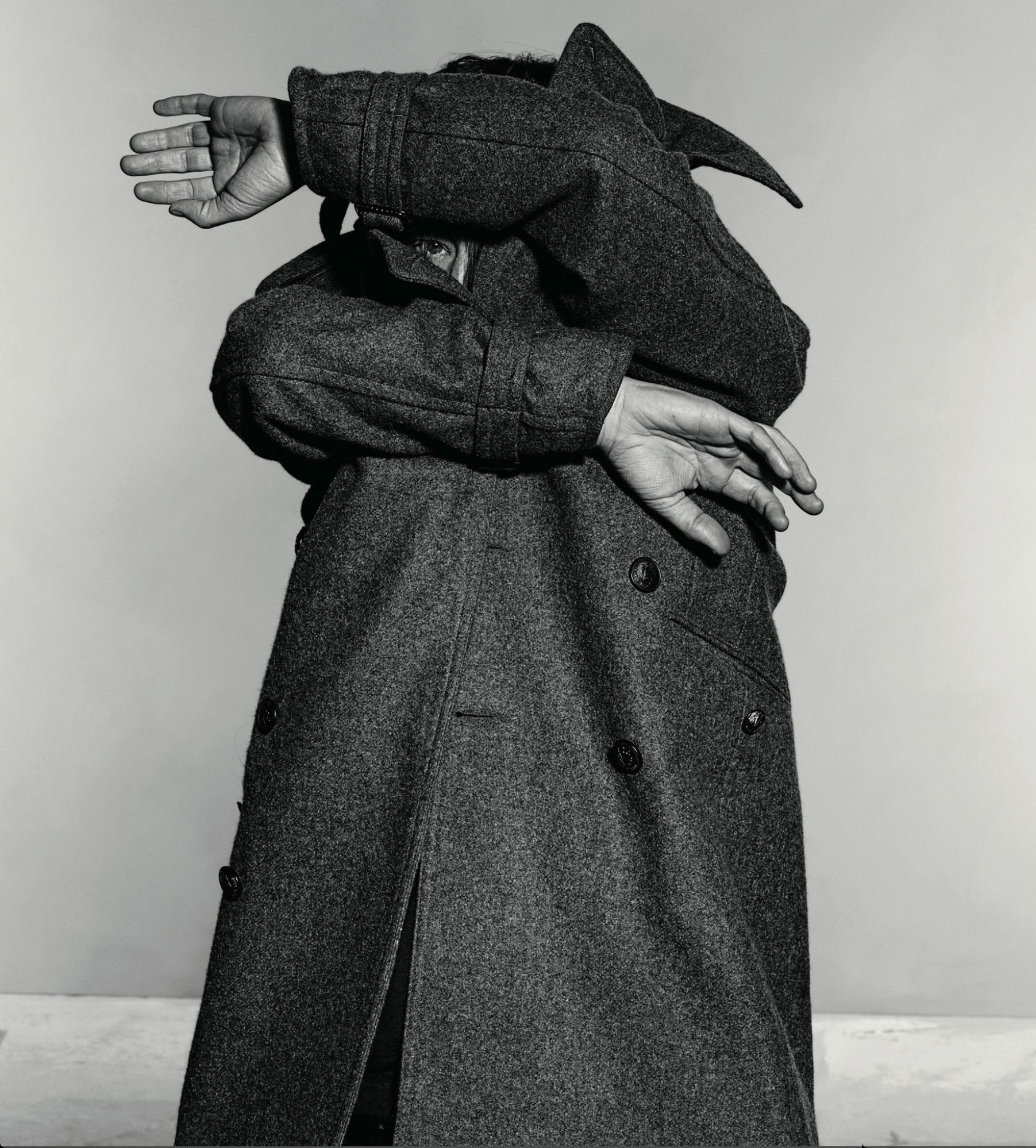 Thom Yorke by Richard Burbridge for Dazed and Confused, February 2013.