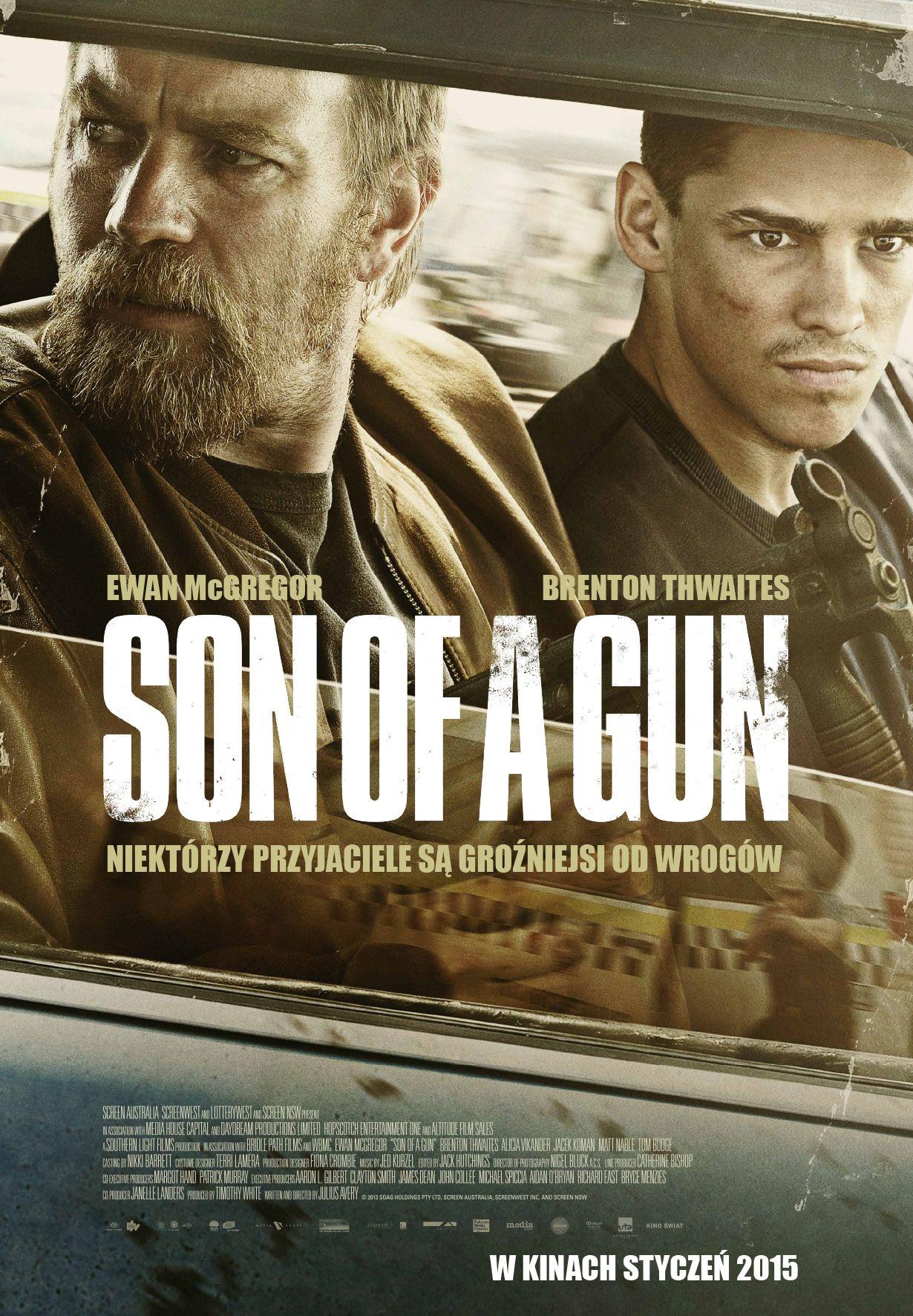 Son of a Gun (2014) Lektor PL / Napisy PL online - VOD · CanFilm
