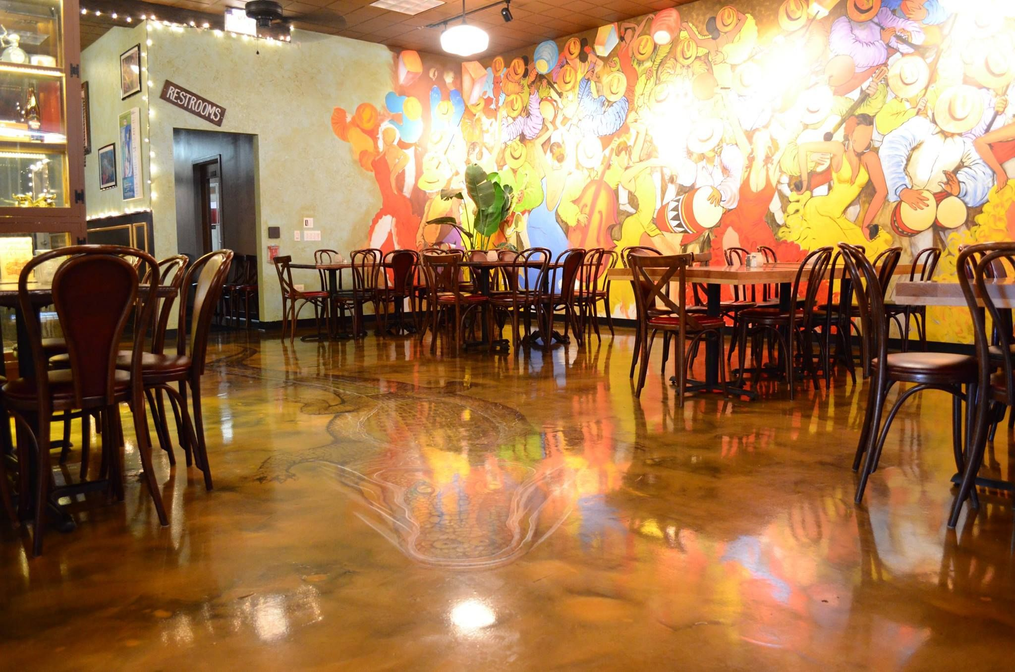 Private Dining Space In Lincolnwood Il 90 Miles Cuban Cafe Sharemyspace Cuban Cafe Lincolnwood Private Dining