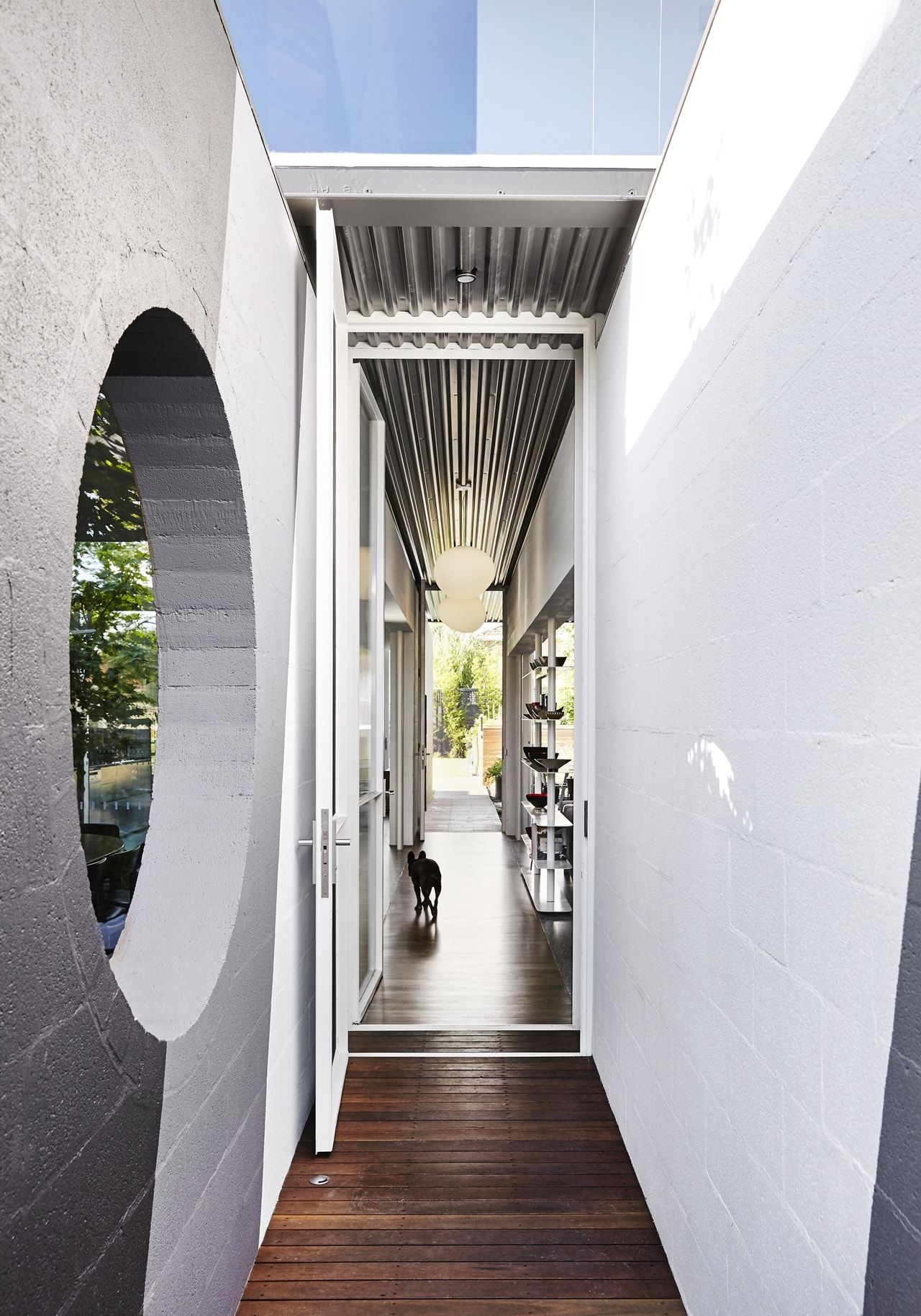 That house melbourne australia by austin maynard architects is not a small home s not a solution nor a new prototype for australian housing
