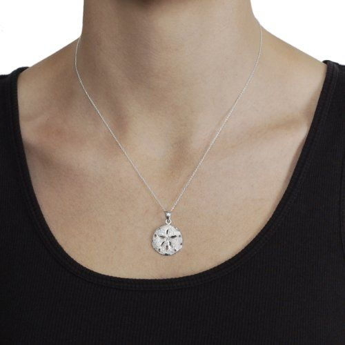 Httpcheunestore sterling silver sand dollar necklace httpcheunestore sterling silver sand dollar necklace aloadofball Image collections