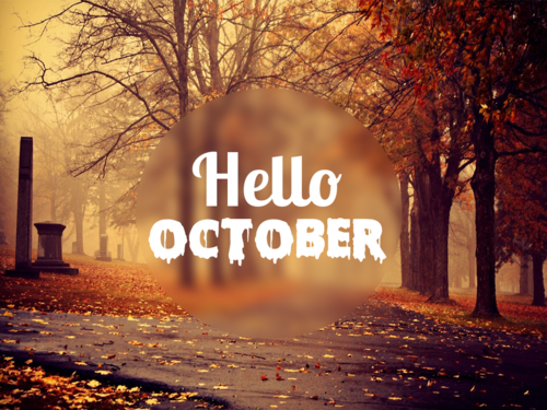Free Download Hello October Images, Photography, Halloween