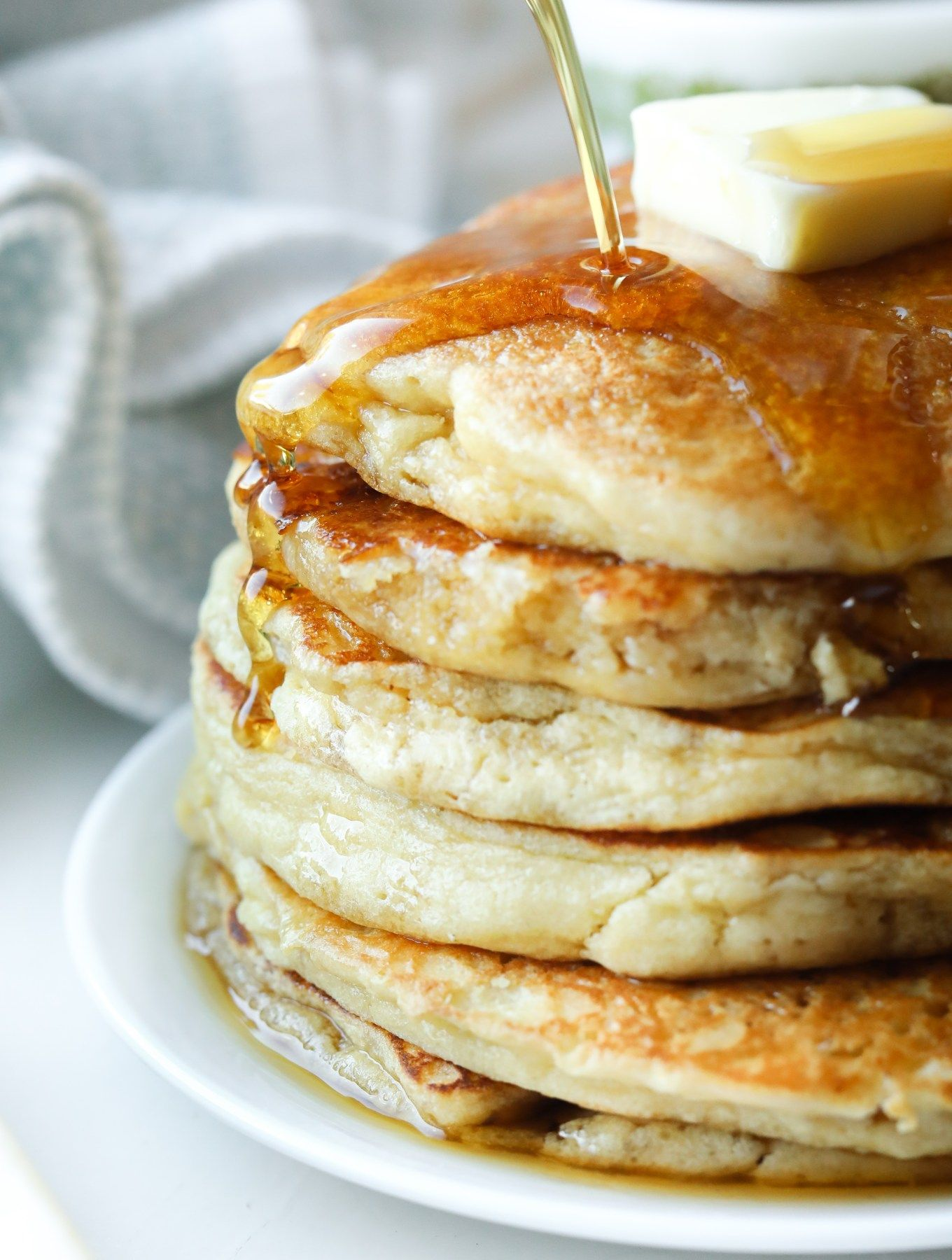 Keto Pancakes Made In 1 Minute The Best Low Carb Fluffy And