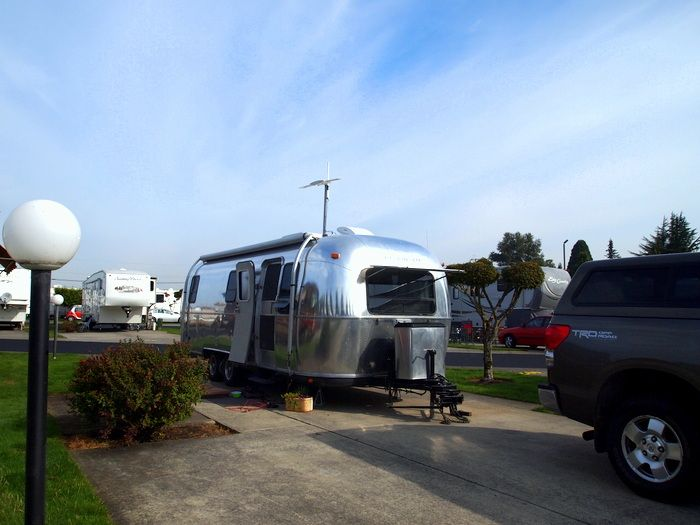 Campground Portland Columbia River Rv Park In The City Oregon Travel Rv Parks Campground