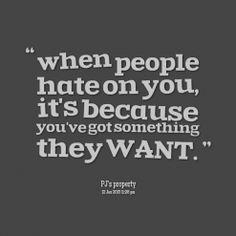 why do people start drama