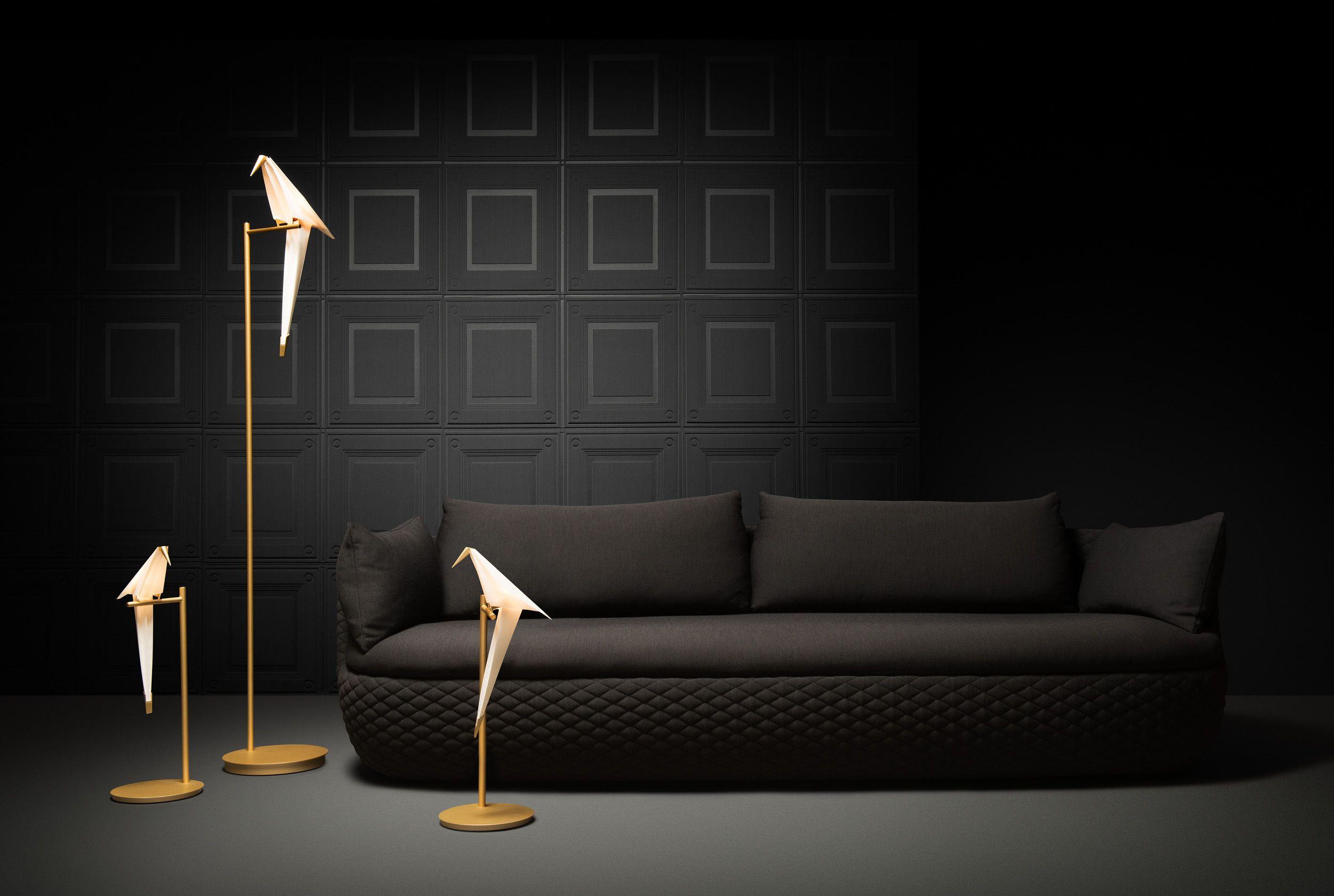 Perch Light Floor Moooi Unique Furniture Design Contemporary