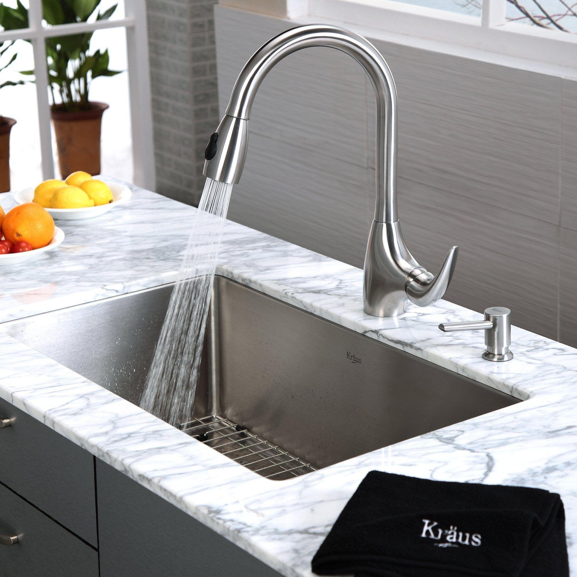 Freshancient 36 Inch Kitchen Sink Base Cabinet Keran Dapur Wastafel
