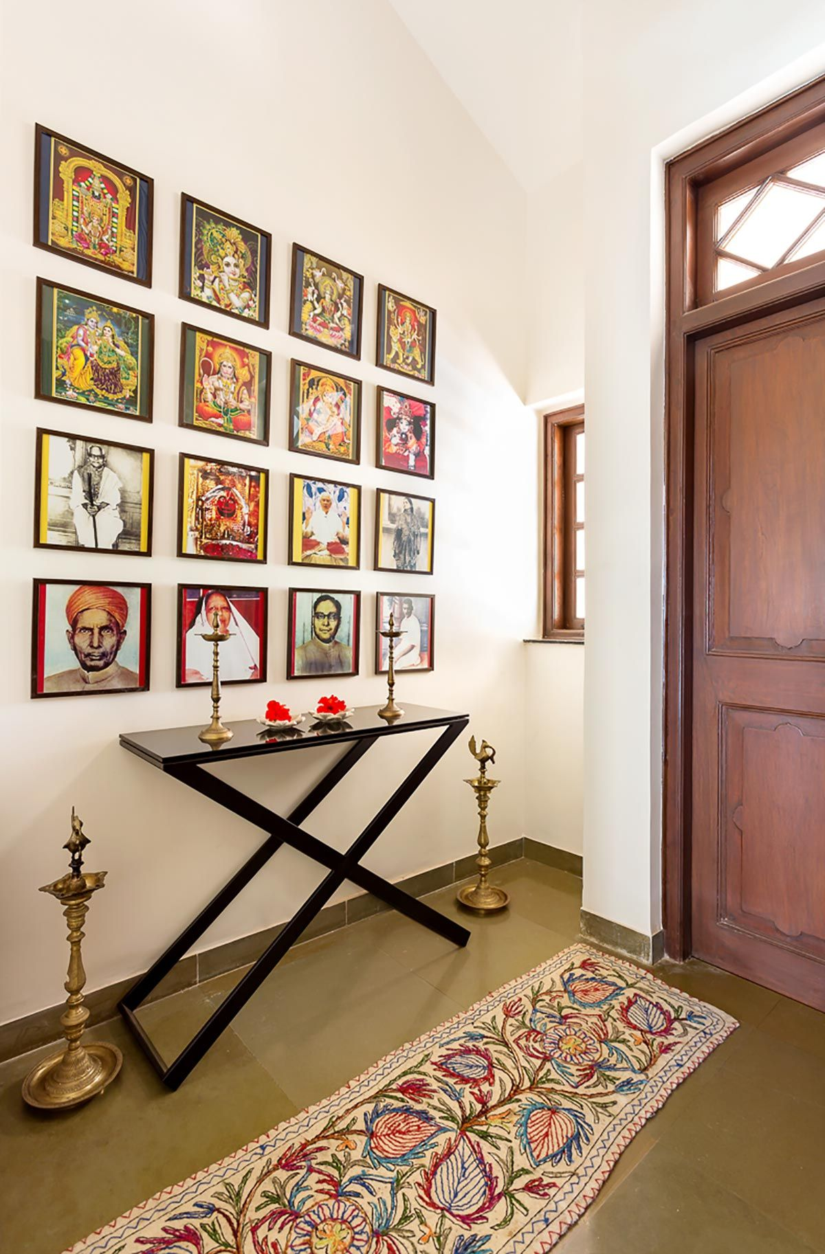 Puja Room Design: Pooja Room Ideas By Manjula Juluri