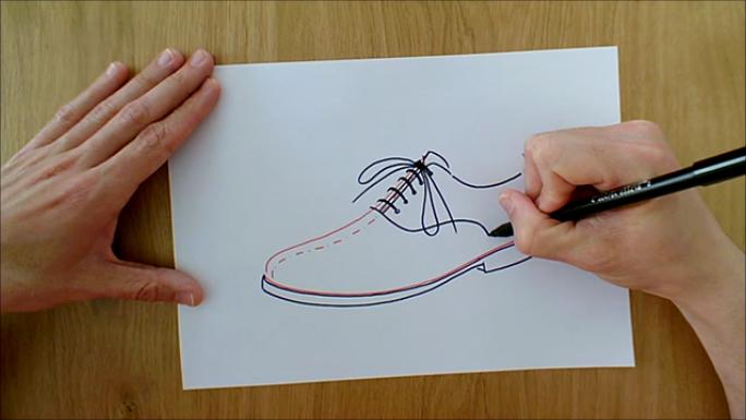 Tutorial diseño de zapato Oxford | Diseños de zapatos