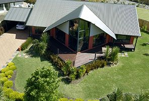 Colorbond Guttering Roof Architecture Modern Roofing Roofing