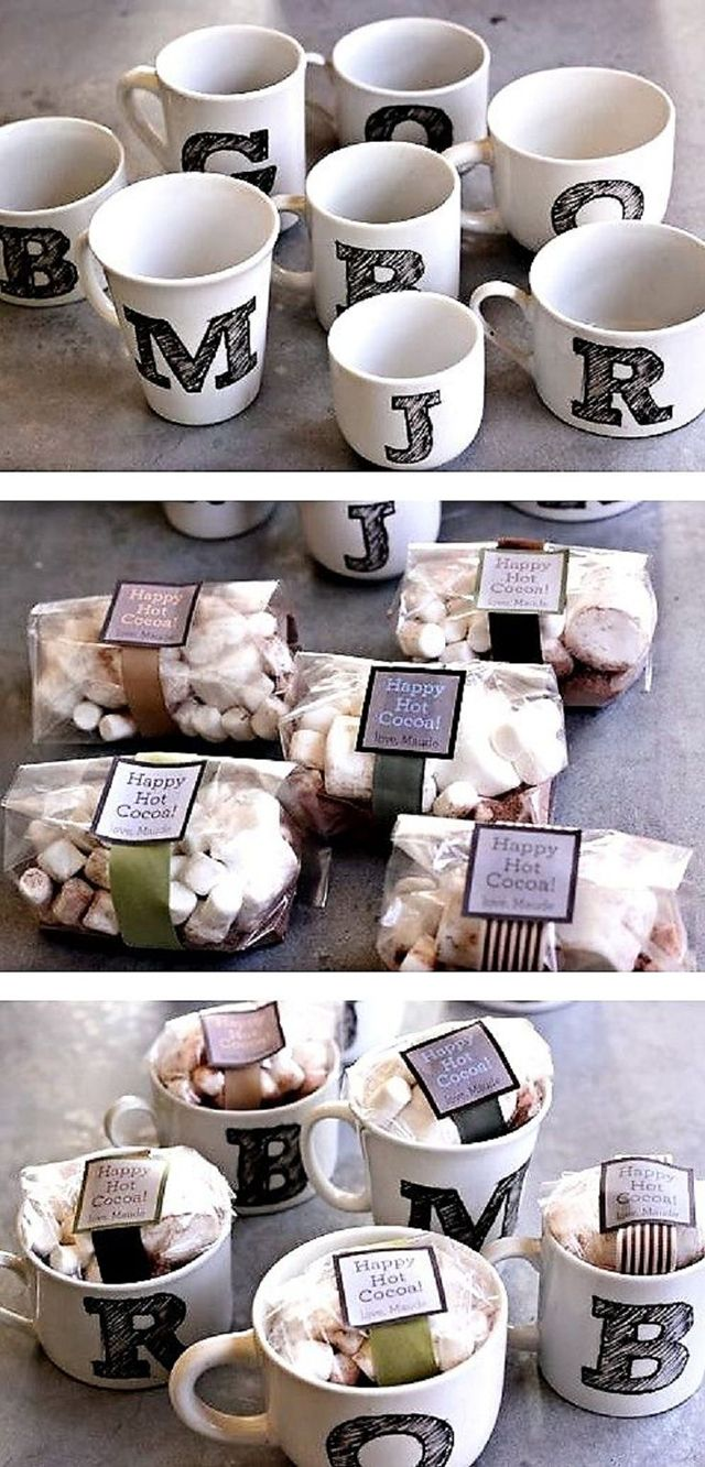 DIY Inspiration for gifts Cute christmas gifts, Diy hot
