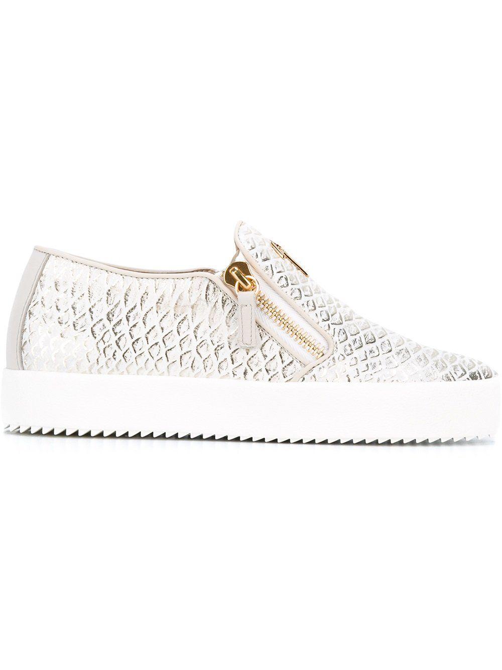 66626c4a107b8 GIUSEPPE ZANOTTI DESIGN | Eve python effect sneakers #Shoes #GIUSEPPE  ZANOTTI DESIGN