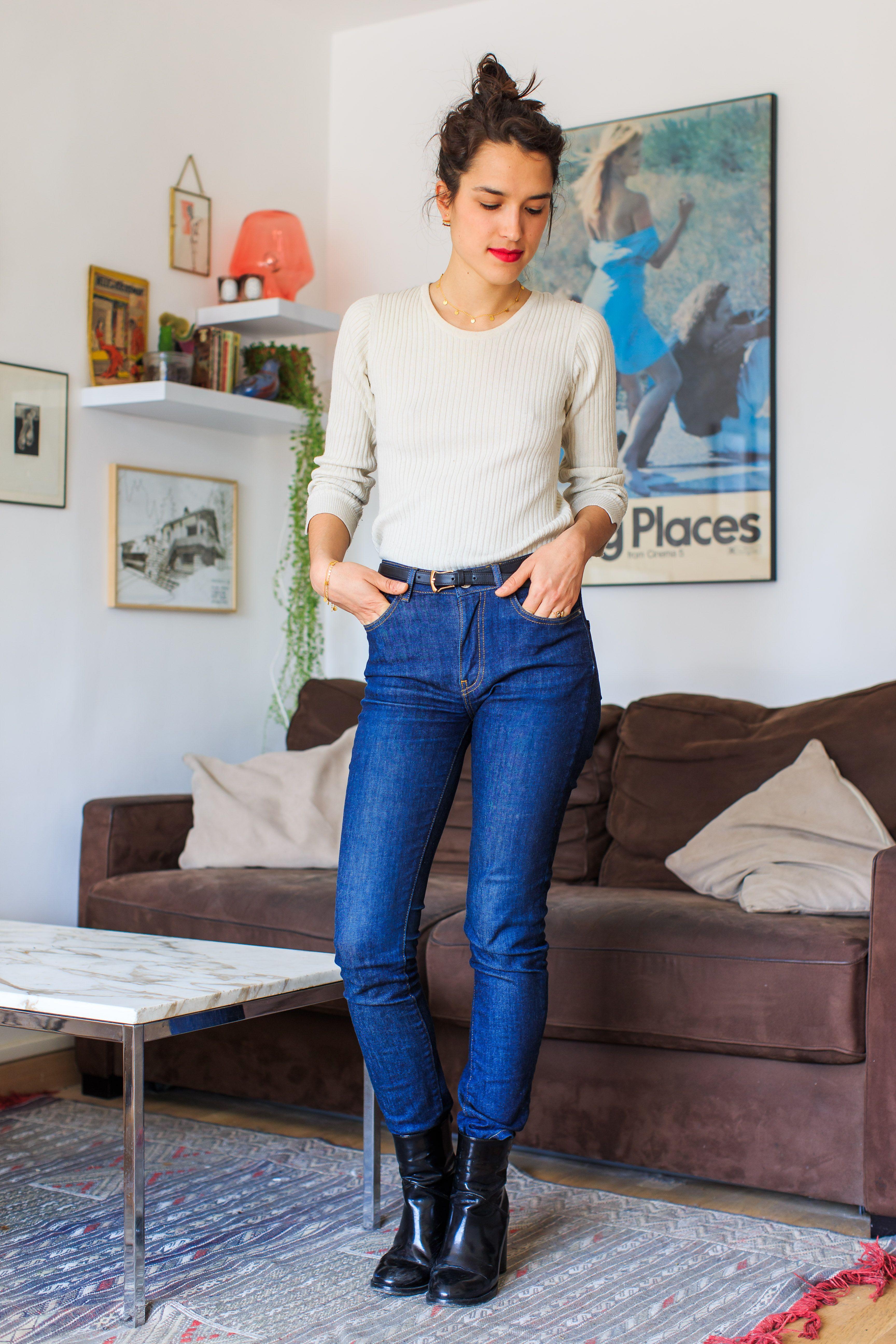Tags french fashion la redoute secrets to french style style - D Couvrez La Semaine De Louise Damas En 4 Silhouettes Parisienne Stylejeanne Damaskfrench