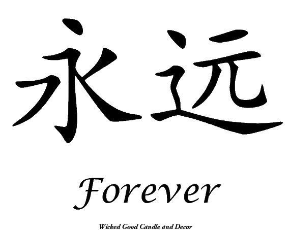 Family forever in chinese tattoos pinterest tattoo