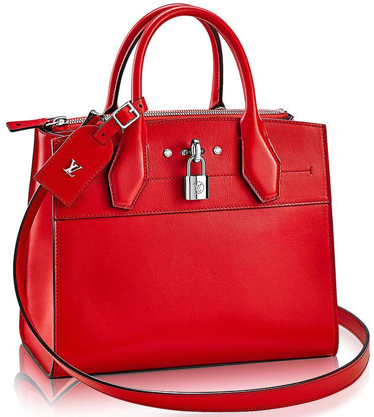 6b58765b8830 Louis Vuitton City Steamer Tote Bag