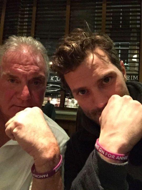Jim Dornan & Jamie Dornan