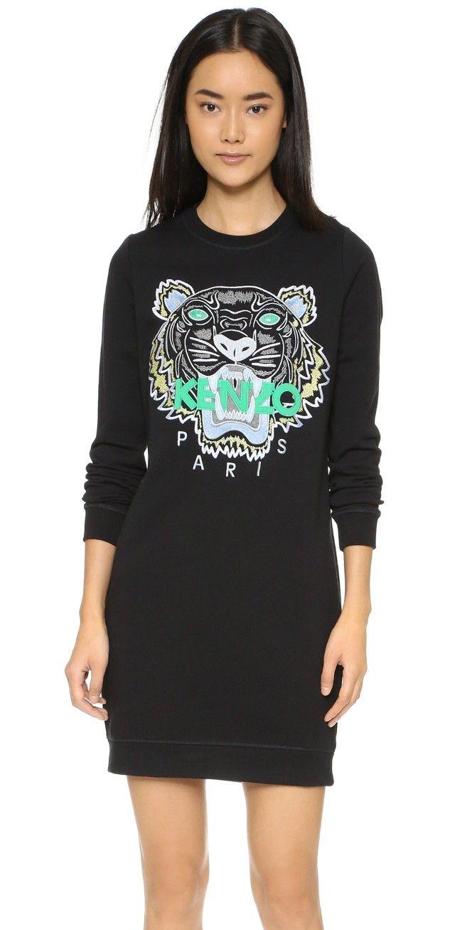 Sweater En Paris Kenzo Tiger DressKleding UMVzpqS