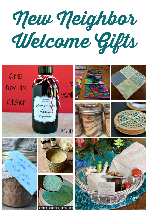 New Neighbor Welcome Gifts | DIY | Pinterest | Gift and Craft