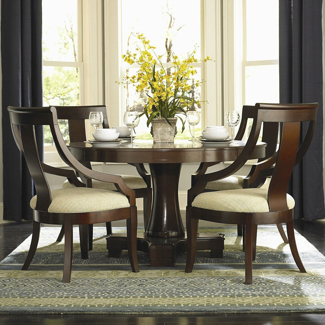 Dining room table and chairs westbridge model pinterest dining