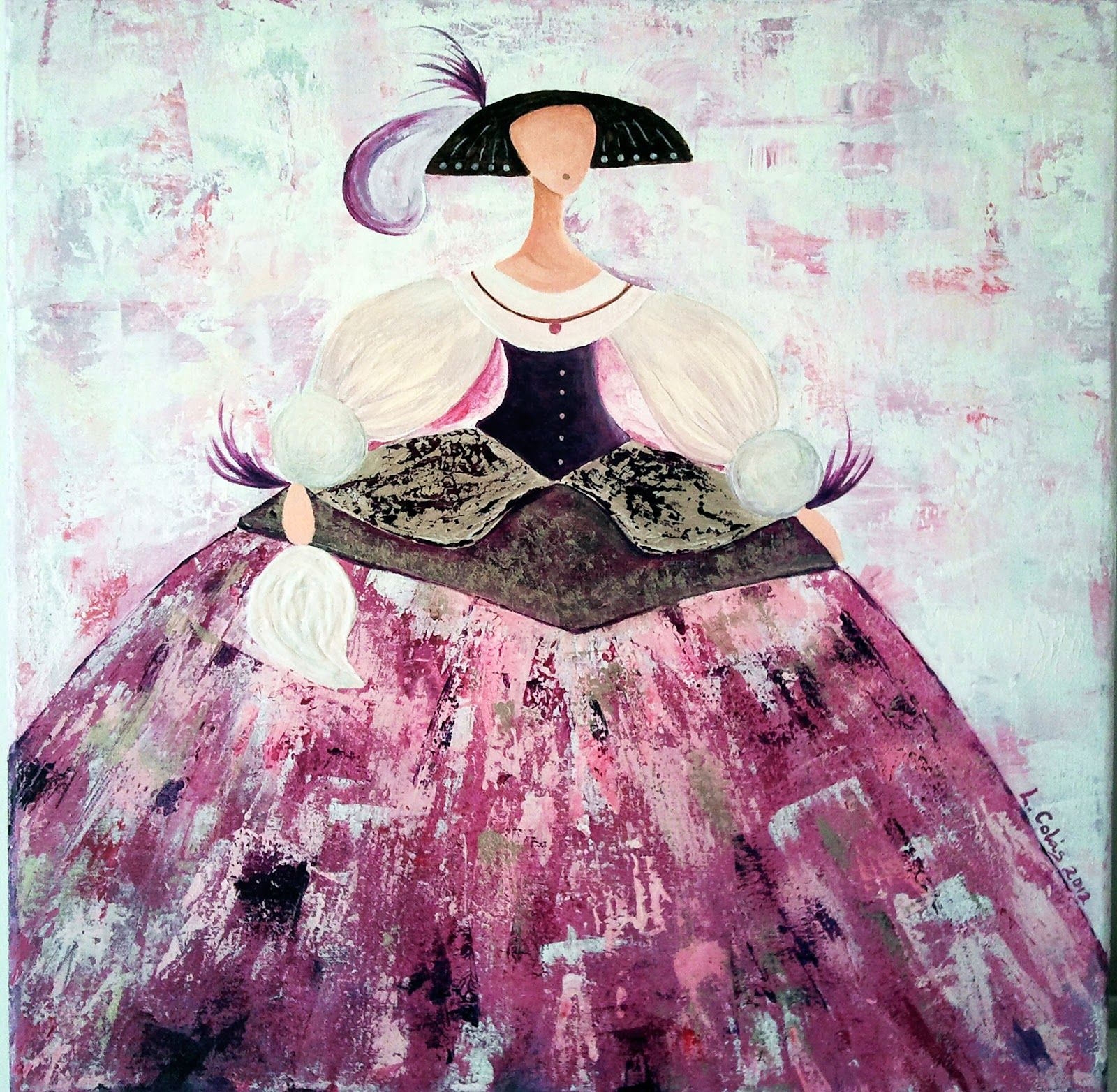 Meninas buscar con google meninas arte pintura - Cuadros de meninas modernos ...