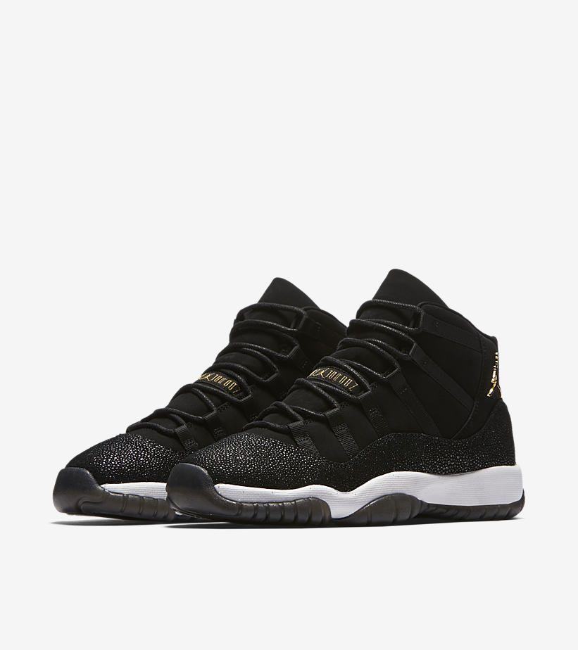 buy online a7e80 67b87 Air Jordan XI (11) Retro Heiress -Release Date Friday, November 24th  2017 -Price 220