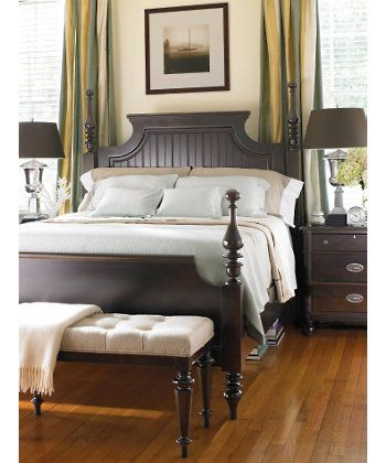 Inspirational Stanley Furniture Beds Shelter IslandHampton Poster Bed 5 0 Queen Review - Fresh stanley bedroom furniture Review