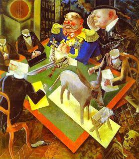 Totum Revolutum: La Nueva Objetividad Alemana: la obra de George Grosz.