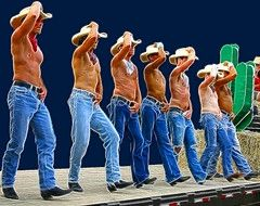 Country Line Dance, at Moonshine Country Rock Saloon Hollywood Fl