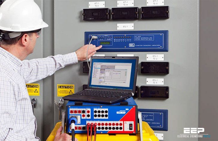 Protective Circuit Functional Testing Including Lockout Relay Testing Must Take Place Immediately Upon Instal Relay Functional Testing Electrical Engineering