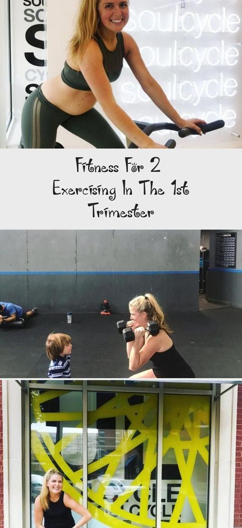 Fitness for 2 - 1st trimester workout - Sara & # 39; s blog - #fitness #trimester #workout - #new #p...
