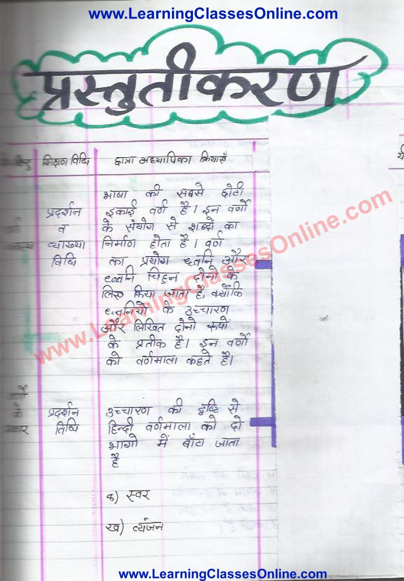 Hindi Discussion Skill Lesson Plan On Varna Vyavastha For Class 8th Lesson Plan In Hindi Grammar Lesson Plans Lesson Plan Format [ 1159 x 806 Pixel ]