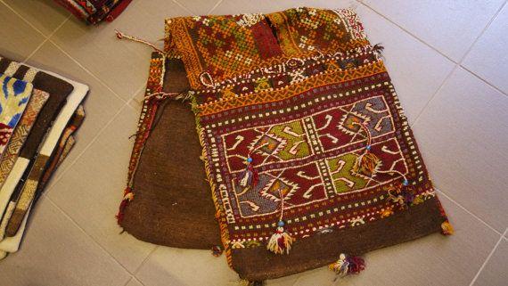 4140a59255 Kilim Rugs, Western Decoration, Saddle bag for Camel, Antique Rugs,  Anatolian Rugs, Turkish Kilim Rug, Swedish Rugs, Small Kilim, EEE, N9
