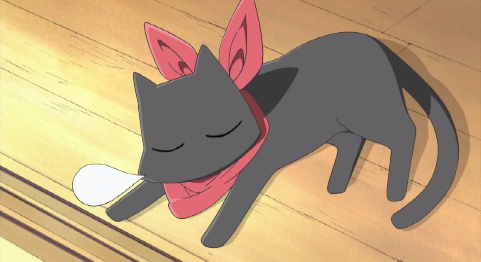 ぐっすり寝ている阪本さんの日常の壁紙