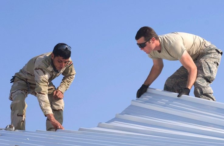 Metal Roofing Roofing Companies Roofing Roof Repair