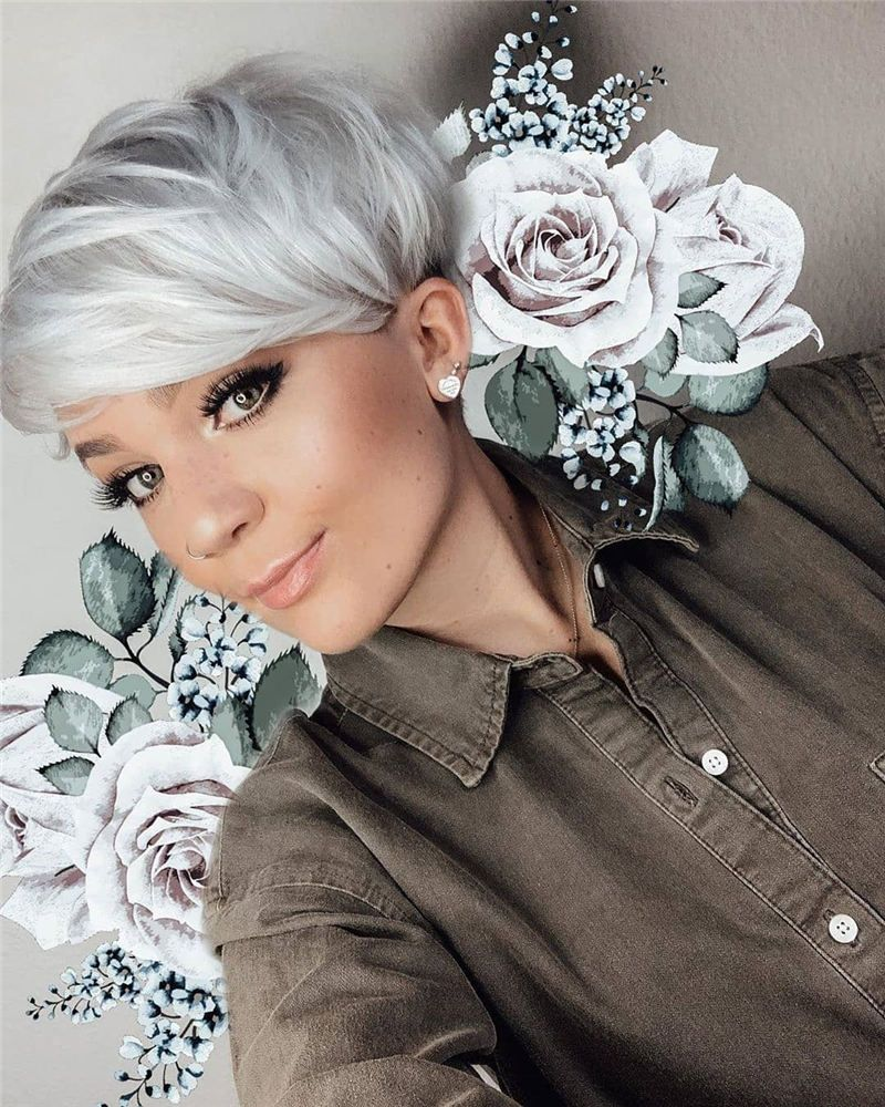 latest modern pixie haircuts that are simply gorgeous in