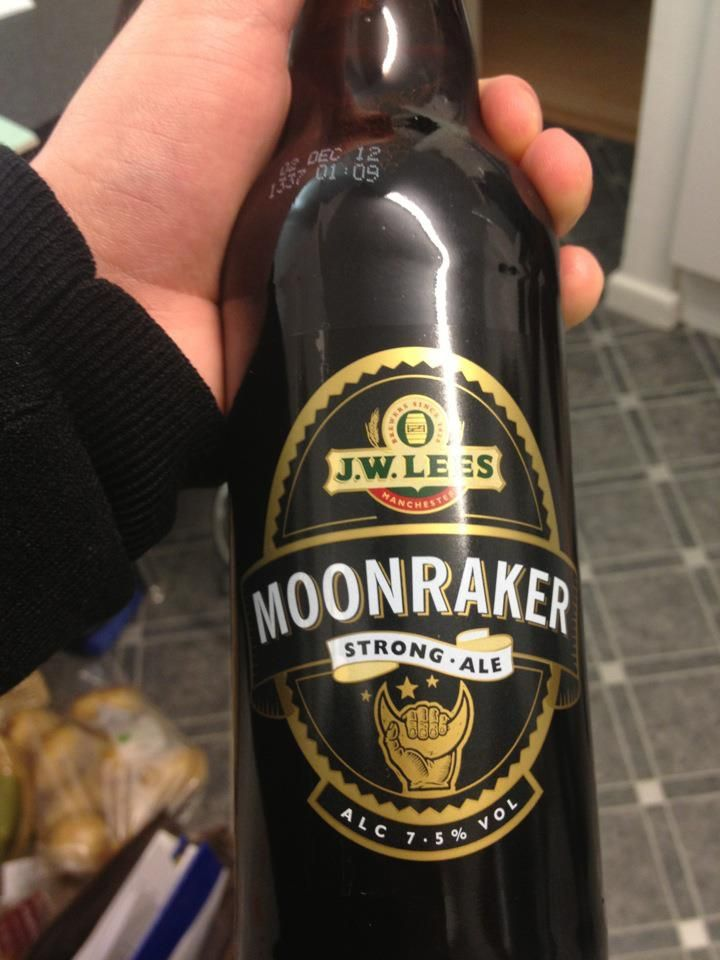 Offered a strong malty flavour with a nutty after taste