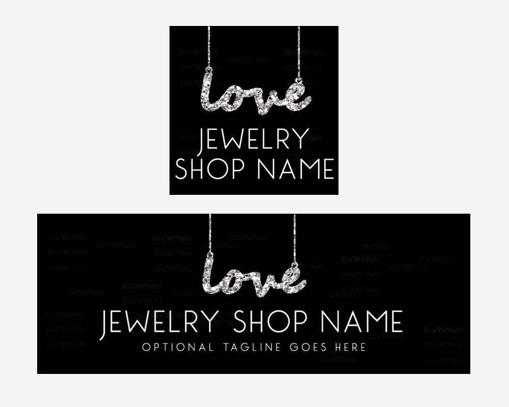Facebook Banner - Facebook Timeline Cover - Facebook Cover - Jewelry Facebook Cover -  Social Media Cover - Jewelry 2017c by RhondaJai on Etsy