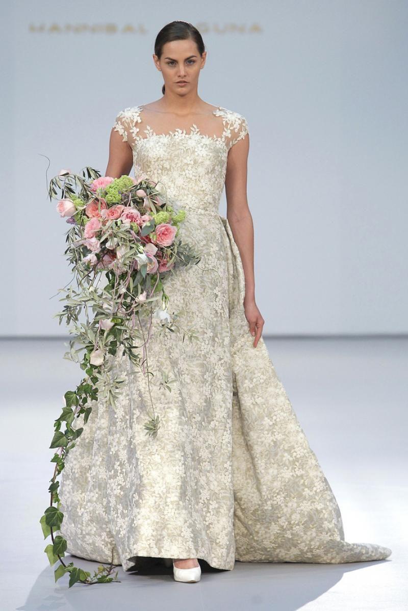 Fancy Vestidas De Novias Image Collection - All Wedding Dresses ...