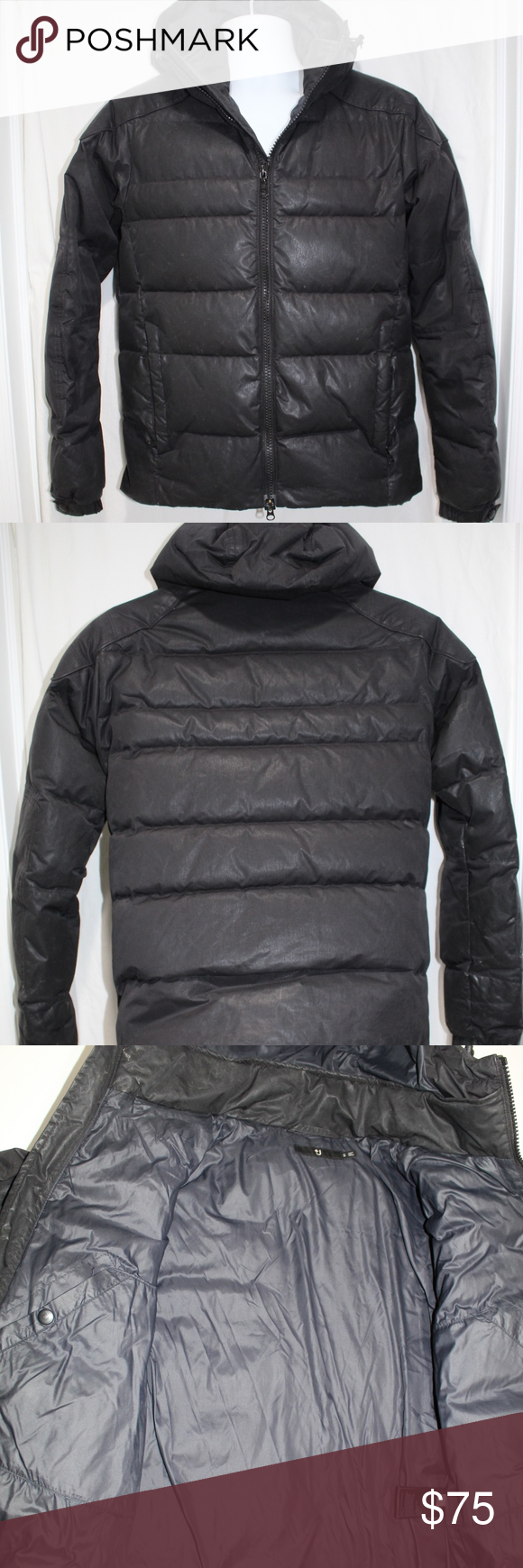 Jil Sander +J Uniqlo Down Puffer Jacket Size M in 2020
