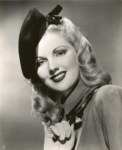 vintage 40s hat 1940s tilt beret