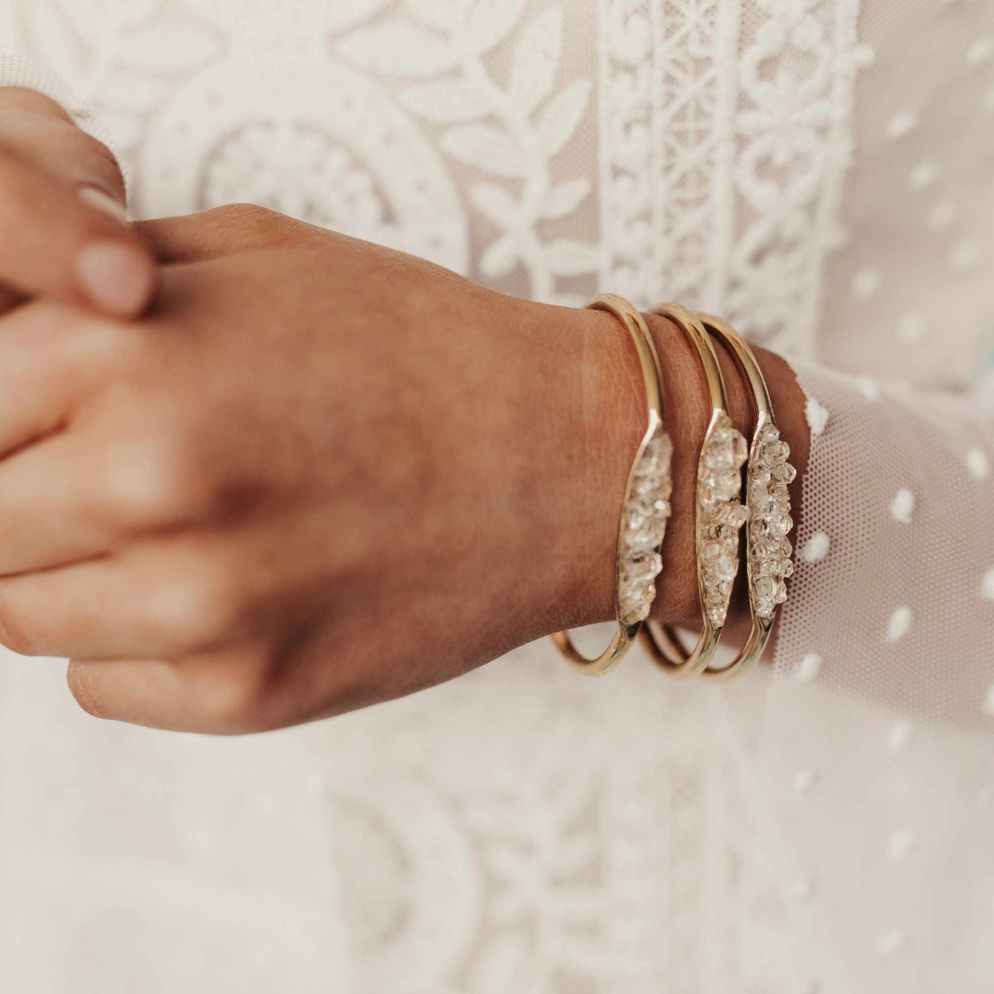 Borcik herkimer diamond cuff bracelet accessories pinterest