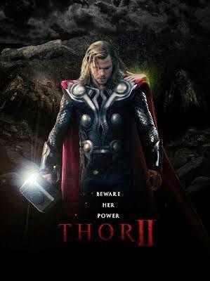 Thor The Dark World 2013 300mb Webhd 480p Dual Audio English