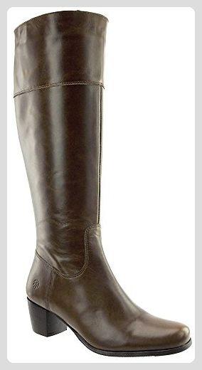 Damen Street 39 Ellon Stiefel Cognac Jj Footwear Leder Xxl sCtrhQdx