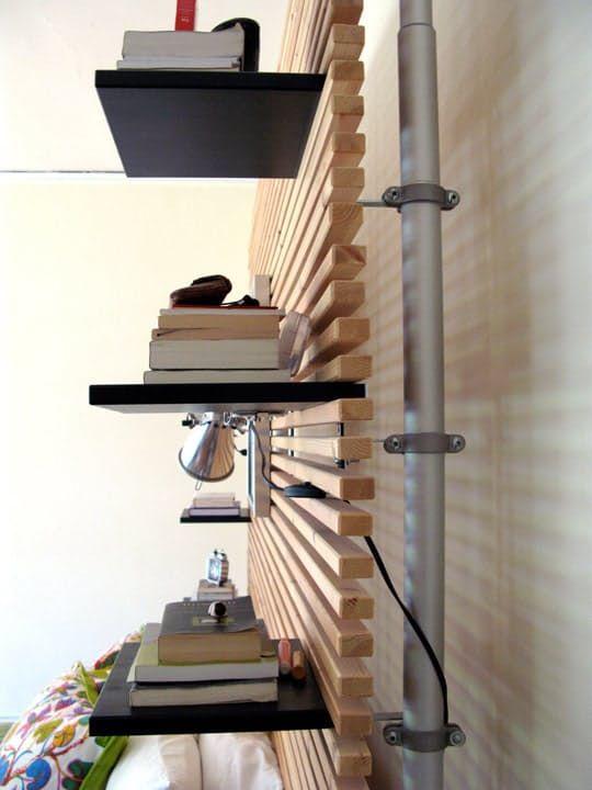 IKEA Mandal Headboard Hack That Wonu0027t Damage The Wall