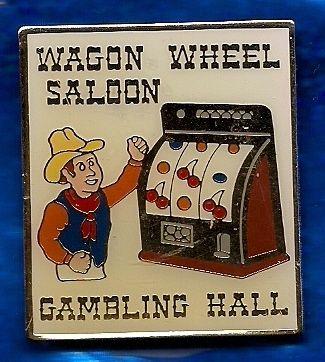 Las Vegas Refrigerator Magnet Wagon Wheel Saloon Casino (With images) |  Wagon wheel, Las vegas, Saloon