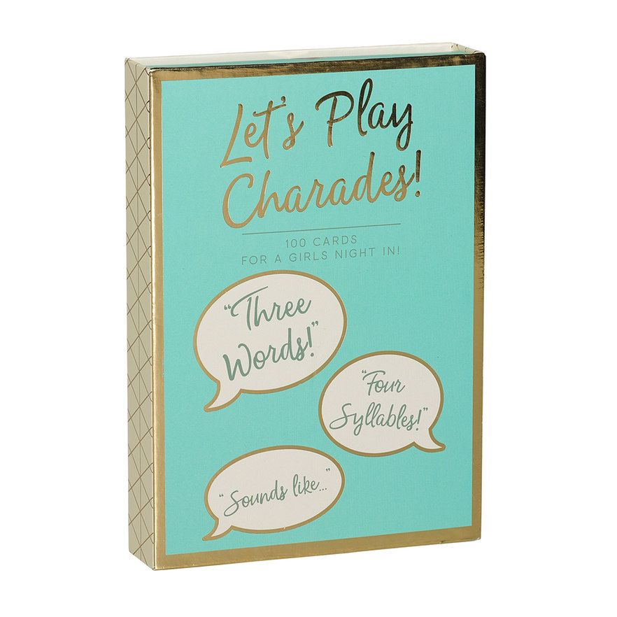 Let's Play Charades | Hostess with the Mostess! | Game night